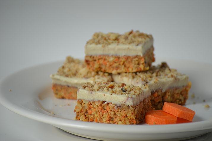 Prăjitură cu morcov